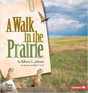 Cover: A Walk in the Prairie