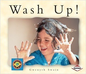 Cover: Wash Up!