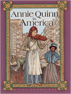 Cover: Annie Quinn in America