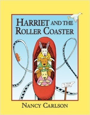 Cover: Harriet and the Roller Coaster, 2nd Edition