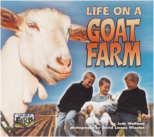 Cover: Life on a Goat Farm
