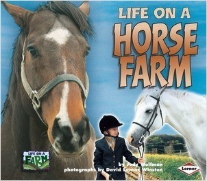 Cover: Life on a Horse Farm