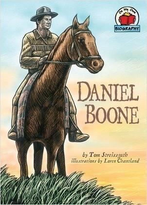Cover: Daniel Boone