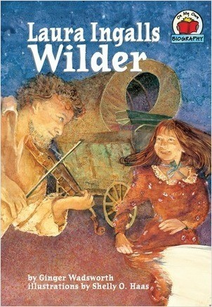 Cover: Laura Ingalls Wilder