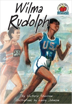 Cover: Wilma Rudolph