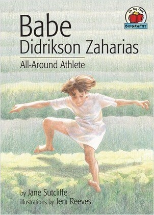 Cover: Babe Didrikson Zaharias: All-Around Athlete