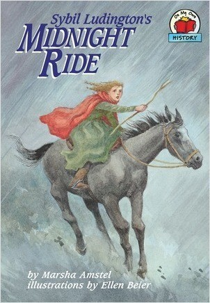 Cover: Sybil Ludington's Midnight Ride