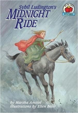 Cover: Sybil Ludington's Midnight Ride