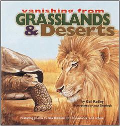 Cover: Grasslands & Deserts