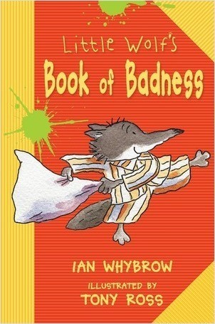Cover: Little Wolf's Book of Badness