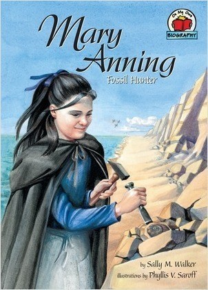 Cover: Mary Anning: Fossil Hunter