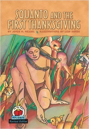 Cover: Squanto and the First Thanksgiving, 2nd Edition