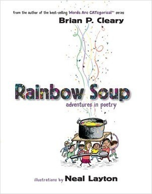 Cover: Rainbow Soup: Adventures in Poetry
