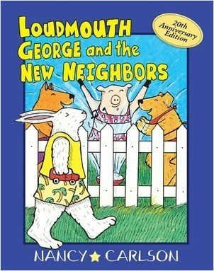 Cover: Loudmouth George and the New Neighbors, 2nd Edition