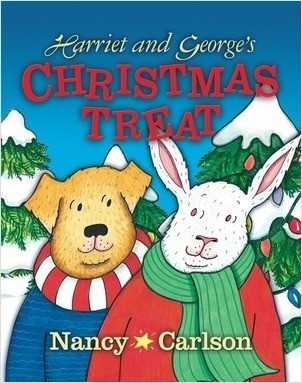 Cover: Harriet and George's Christmas Treat