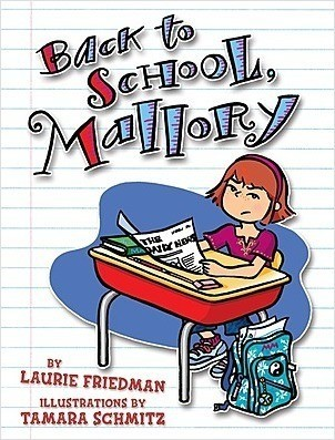 Cover: Back to School, Mallory