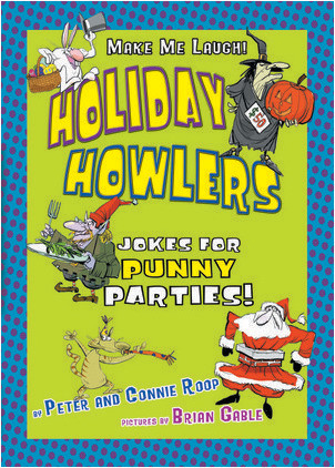 Cover: Holiday Howlers: Jokes for Punny Parties