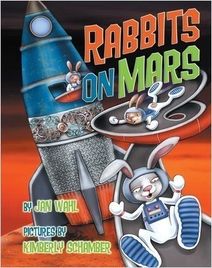 Cover: Rabbits on Mars