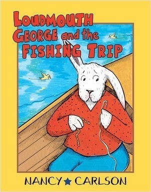 Cover: Loudmouth George and the Fishing Trip, 2nd Edition