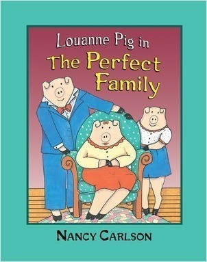 Cover: Louanne Pig in The Perfect Family, 2nd Edition