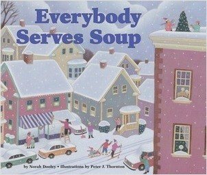 Cover: Everybody Serves Soup