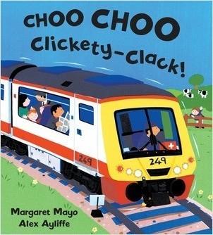 Cover: Choo Choo Clickety-Clack!