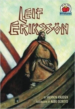 Cover: Leif Eriksson