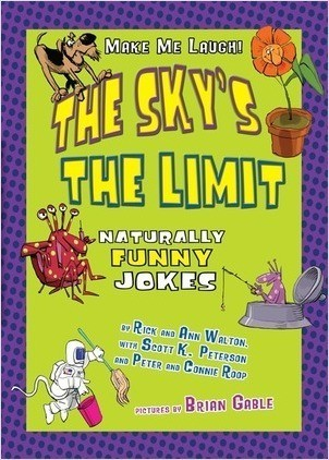 Cover: The Sky's the Limit: Naturally Funny Jokes