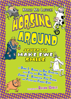 Cover: Horsing Around: Jokes to Make Ewe Smile