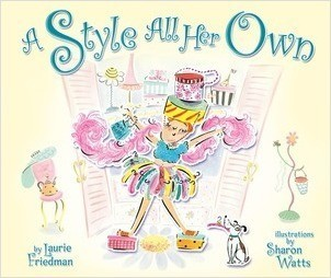 Cover: A Style All Her Own