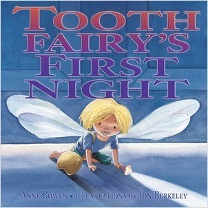 Cover: Tooth Fairy's First Night
