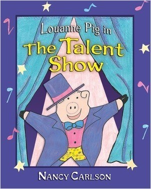 Cover: Louanne Pig in The Talent Show, 2nd Edition