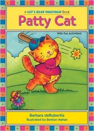Cover: Patty Cat: Short Vowel a