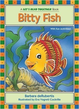 Cover: Bitty Fish: Short Vowel i