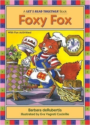 Cover: Foxy Fox: Short Vowel o