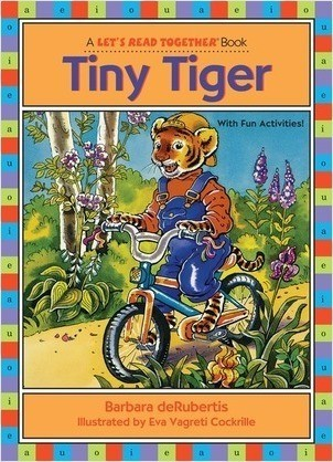 Cover: Tiny Tiger: Long Vowel i