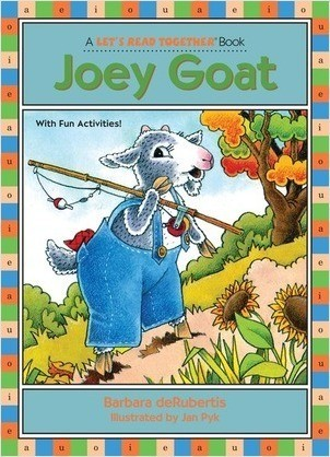 Cover: Joey Goat: Long Vowel o