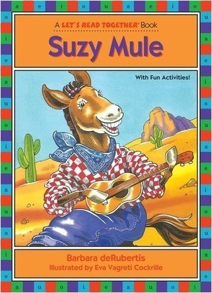Cover: Suzy Mule: Long Vowel u