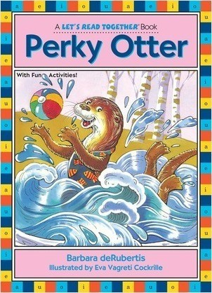 Cover: Perky Otter: Vowel Combination er