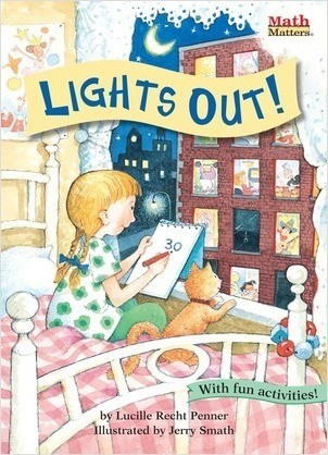 Cover: Lights Out!: Subtraction