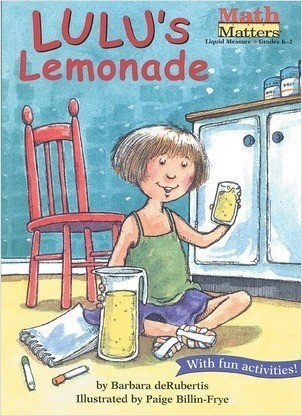 Cover: Lulu's Lemonade: Liquid Measure