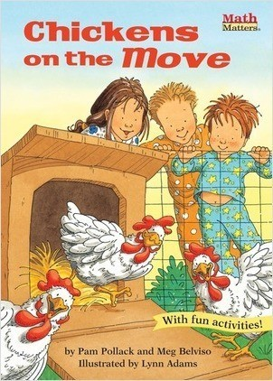 Cover: Chickens on the Move: Measurement: Perimeter