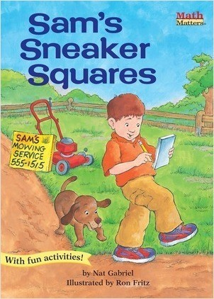 Cover: Sam's Sneaker Squares: Measuring: Area