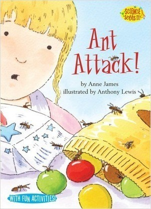 Cover: Ant Attack!: Ants