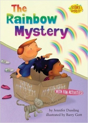 Cover: The Rainbow Mystery: Rainbows