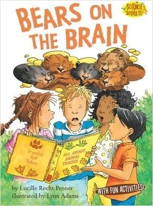 Cover: Bears on the Brain: Animal Tracks