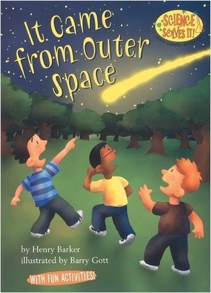 Cover: It Came from Outer Space: Meteors & Space Debris