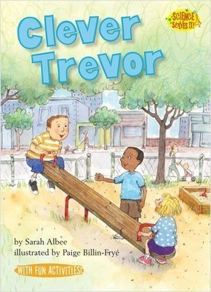 Cover: Clever Trevor: Levers