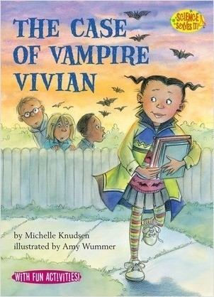 Cover: The Case of Vampire Vivian: Bats