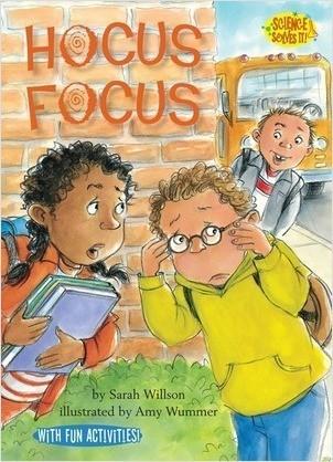 Cover: Hocus Focus: Vision